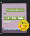 StatsPortal for Basic Practice of Statistics (access card), The Basic Practice of Statistics (Loose-Leaf), The Student CD for Ba