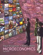 Micoreconomics & Aplia Access Card (1 Semester) 3rd Edition 9781464113260 1464113262