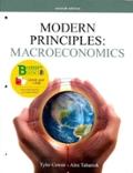 Modern Principles of Macroeconomics (Loose Leaf), EconPortal for Modern Principles of Microeconomics and Macroeconomics (6-month