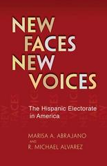 New Faces, New Voices 1st Edition 9780691154350 069115435X