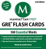 500 Essential Words: GRE Vocabulary Flash Cards 2nd Edition 9781935707899 1935707892