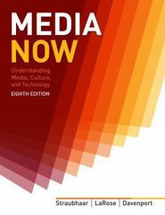 Media Now 8th Edition 9781285499826 1285499824