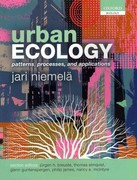 Urban Ecology 1st Edition 9780199643950 0199643954