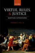 Virtue, Rules, and Justice 0 9780199692019 0199692017