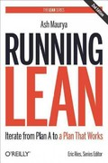 Running Lean 2nd Edition 9781449305178 1449305172
