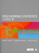 Discovering Statistics Using R 1st Edition 9781446200469 1446200469