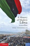 A History of Modern Libya 2nd Edition 9781107615748 1107615747