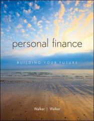 Personal Finance 1st Edition 9780073530659 0073530654