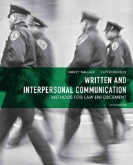 Written and Interpersonal Communication 5th Edition 9780132623681 0132623684