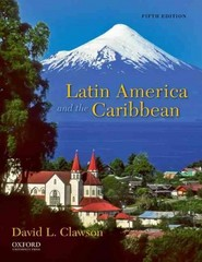 Latin America and the Caribbean 5th edition 9780199759248 0199759243