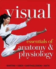 Visual Essentials of Anatomy & Physiology 1st edition 9780321849588 0321849582