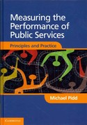Measuring the Performance of Public Services 1st Edition 9781139211161 1139211161