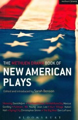 The Methuen Drama Book of New American Plays 1st Edition 9781408157015 1408157012