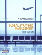 Global Strategic Management 3rd Edition 9780230293816 0230293816