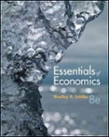 Essentials of Economics with Connect Plus