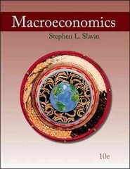 Macroeconomics with Connect Plus 10th Edition 9780077473099 0077473094