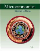 Microeconomics with Connect Plus 10th Edition 9780077473112 0077473116