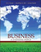 Business: A Changing World with ConnectPlus 8th edition 9780077473907 0077473906