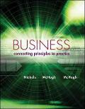 Business Connecting Principles to Practice