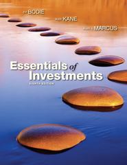 Essentials of Investments + Connect Plus 8th edition 9780077606770 0077606779