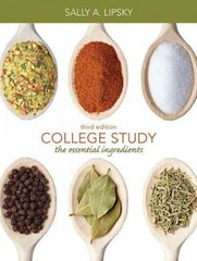 College Study 3rd Edition 9780132180894 0132180898