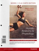 Human Anatomy & Physiology, Books a la Carte Edition 9th edition 9780321802187 0321802187