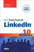 Sams Teach Yourself LinkedIn in 10 Minutes 3rd Edition 9780672335983 0672335980