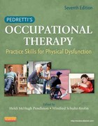 Pedretti's Occupational Therapy 7th Edition 9780323059121 0323059120
