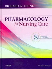 Pharmacology Online for Pharmacology for Nursing Care (User Guide, Access Code and Textbook Package) 8th Edition 9781455725489 145572548X