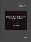 Federal Income Taxation 5th Edition 9780314271716 0314271716