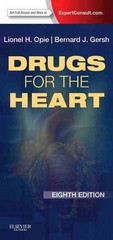 Drugs for the Heart 8th Edition 9781455733224 1455733229