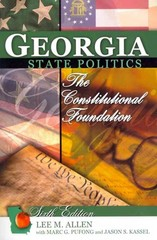 Georgia State Politics 6th Edition 9780757595905 0757595901