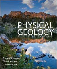 Physical Geology 14th Edition 9780073369389 0073369381