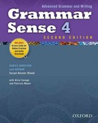 Grammar Sense 4 Student Book with Online Practice Access Code Card 2nd Edition 9780194489195 0194489191