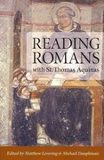 Reading Romans with St. Thomas Aquinas 0 9780813219639 0813219639