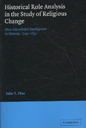 Historical Role Analysis in the Study of Religious Change 0 9780521031813 0521031818