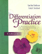 Differentiation in Practice 1st Edition 9781416600503 1416600507