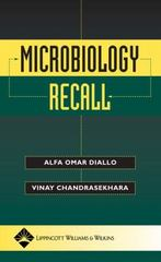 Microbiology Recall 1st edition 9780781751933 0781751934
