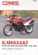 Kawasaki Ex500/Gpz500s and Ninja 500r, 1987-2002 3rd edition 9780892878420 0892878428