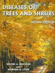 Diseases of Trees and Shrubs 2nd Edition 9780801443718 0801443717