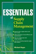 Essentials of Supply Chain Management 1st edition 9780471235170 0471235172
