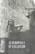 Geographies of Exclusion 1st edition 9780415119252 0415119251