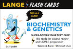 Lange Biochemistry and Genetics Flash Cards 1st edition 9780071447362 0071447369