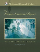 The African-American Odyssey Media Research Update 2nd edition 9780131899315 0131899317