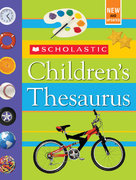 Scholastic Children's Thesaurus 0 9780439798310 0439798310