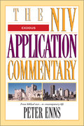 NIV Application Commentary Exodus 1st Edition 9780310206071 0310206073