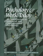 Psychology and Work Today 7th Edition 9780136364658 0136364659