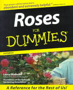 Roses For Dummies 2nd edition 9780764552021 0764552023