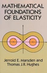Mathematical Foundations of Elasticity 0 9780486678658 0486678652