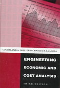 Engineering Economic and Cost Analysis 3rd edition 9780673983947 0673983943